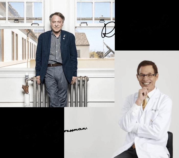 Ray Kurzweil and Terry Grossman